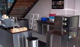 Liquid Espresso Coffee Bar